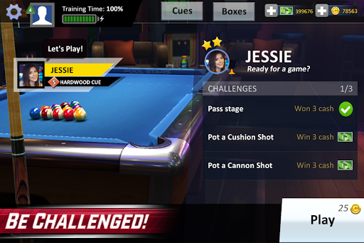 Pool Stars - 3D Online Multiplayer Game 4.53 Screenshots 22