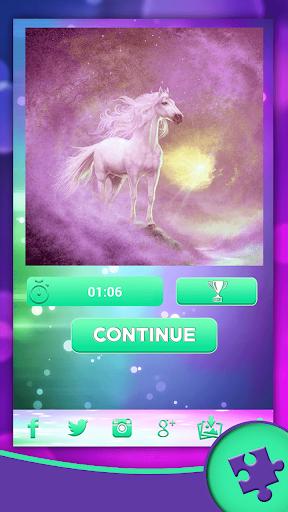 Unicorn Jigsaw Puzzles 1.5 screenshots 2