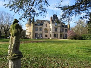 château à Saint-Pourçain-sur-Sioule (03)