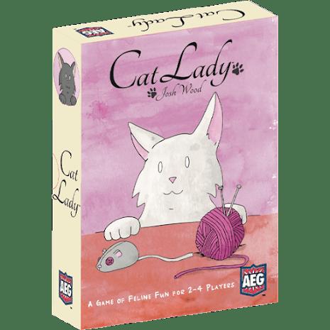 Cat Lady (std ed)