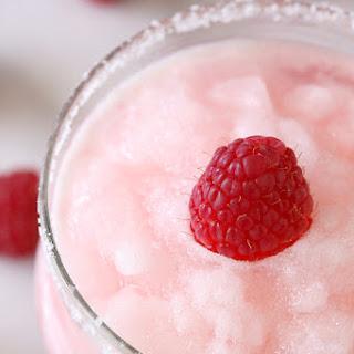 Raspberry Acai Frozen Margarita.