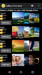 Gallery Drive Sync- screenshot thumbnail