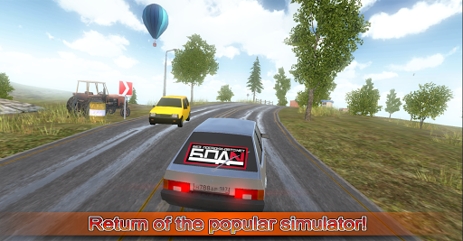 Driving simulator VAZ 2108 SE 1.25 Screenshots 1