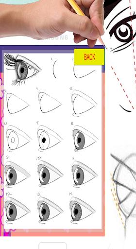 玩免費遊戲APP|下載How to draw a Realistic Eyes app不用錢|硬是要APP