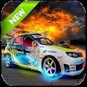 Racer Car Wallpaper icon