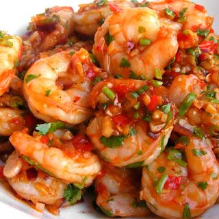Szechwan Shrimp Recipes