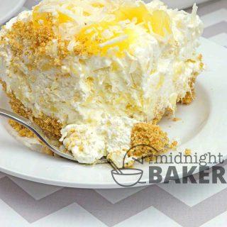 No-Bake Pineapple Cream Dessert Recipe