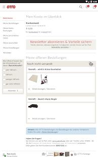 OTTO - Mode & Fashion-Shopping- screenshot thumbnail
