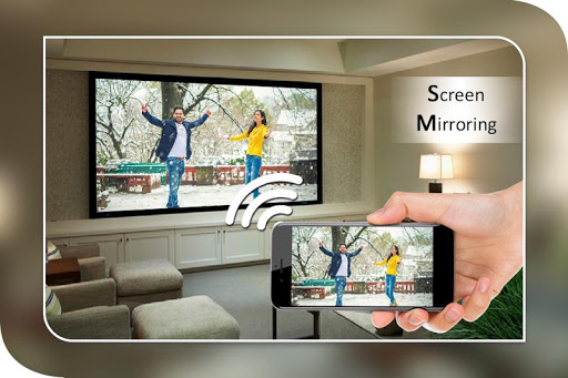 Screenshot for Screen Mirroring with TV : Mobile Screen to TV in Hong Kong Play Store