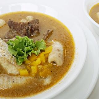 Ofe Nsala – White Soup
