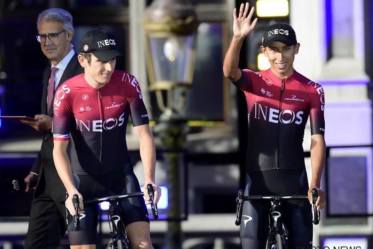 """Opmerkelijk nieuws over triumviraat Bernal-Froome-Thomas richting Tour: """"We beginnen wellicht met twee kopmannen"""""""