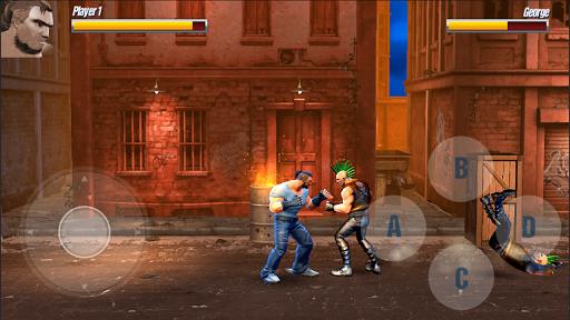 Punch Combo Boxing Fighting Game screenshots 2