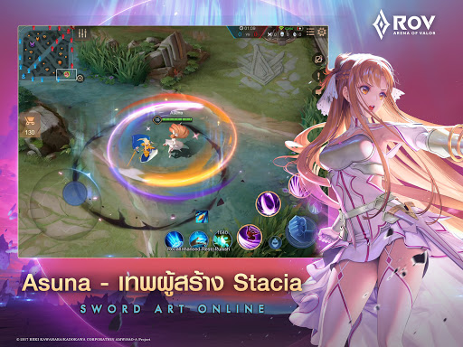 Garena RoV: RoV City screenshot 14