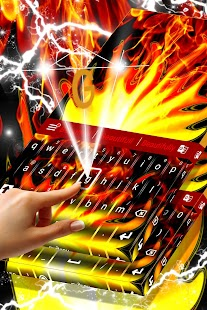 Fire Keyboard For Go - náhled