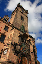 Photo: Praha - Staroměstský orloj http://annastehlikova.rajce.idnes.cz/Barevna_podzimni_Praha/#Praha_podzim_2014.jpg