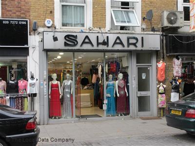 Sahari On Fonthill Road