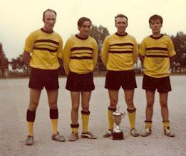 Photo: 1972-73 ΑΕΚ - Πρωταθλήτρια Γ' Κατηγορίας ΕΠΣ ΒΔΜ