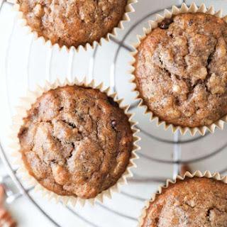 Gluten-free Banana Muffins.