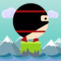 Stick Ninja Hero - Creep Rush icon