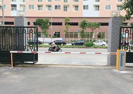 Ứng dụng hệ thống barie phổ biến
