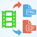 Video to GIF, JPG, PNG icon
