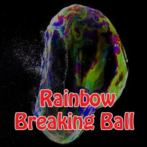 Rainbow Breaking Ball
