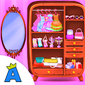 Crazy Fairy Girl Wardrobe