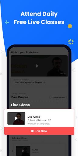 Class 8-12 JEE NEET Doubt App Free Online Coaching screenshot 2