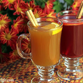 Spiced Hot Drink Mix.