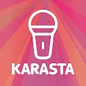 KARASTA - カラオケライブ配信/歌ってみた動画アプリ icon