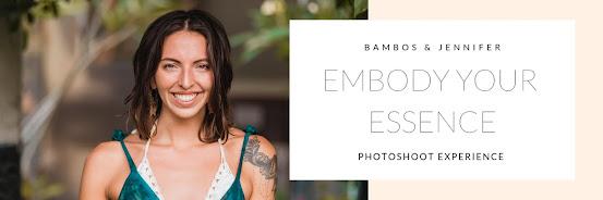 Embody Your Essence Photoshoot