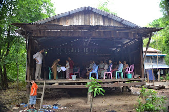 Photo: Village meeting