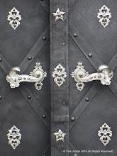 Photo: Door Detail, Castle Square, Prague