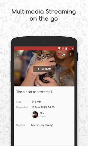 Catfiz Messenger 2.5.0 screenshots 5