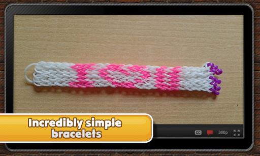 Romantic bracelet gomitas