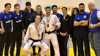 EDM Alianza KSV de judo.