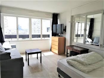 Studio meublé 31,14 m2