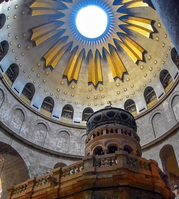 Храм Гроба Господня. Отзыв о гиде в Иерусалиме.