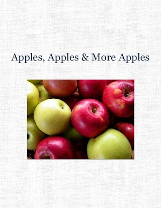 Apples, Apples & More Apples