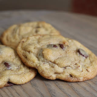 The Best Chocolate Chip Cookie Ever.
