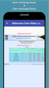 Maharashtra Dams Water Level - náhled