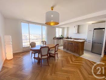 Appartement meublé 3 pièces 83,33 m2
