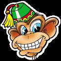 Lucky Monkey Tattoo icon