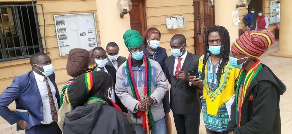 Rastafari society files petition seeking to legalise marijuana