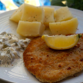 Fast Turkey Breast Schnitzel Recipe (recept: Krůti Řízek)
