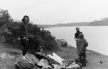 Photo: Dromore Lake, Martin Hennigar and who else?