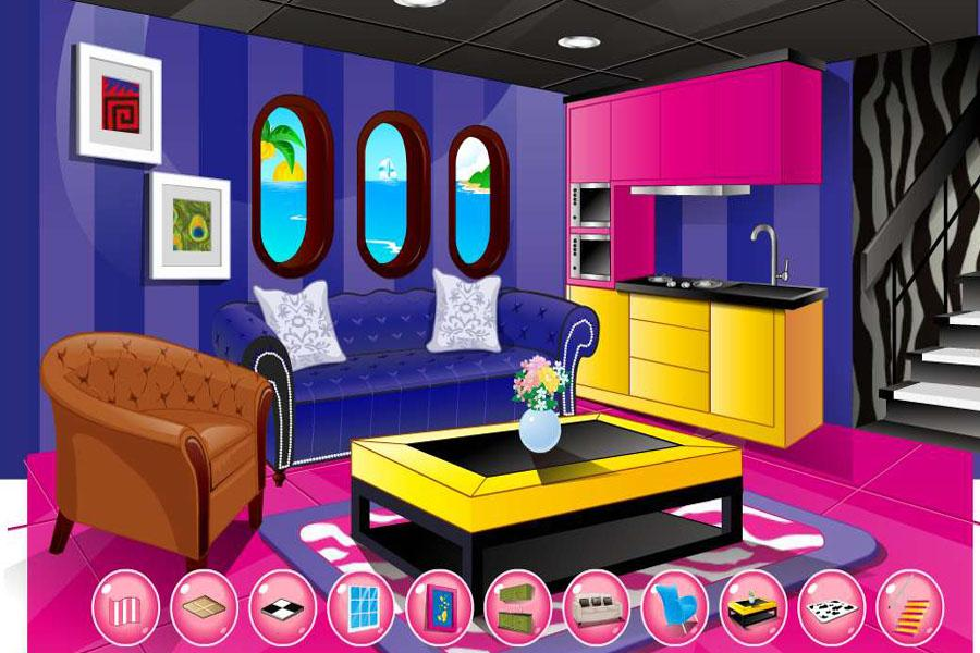decoration game yacht decorate- screenshot