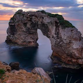 Es Pontes by Alessandra Antonini - Landscapes Caves & Formations ( spain, rocks, palma de mallorca, es pontes, cala santanyi )