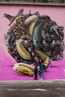 arte di strada di St3fa