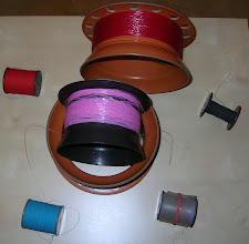 Photo: Thats what you need,spools,Nylon,Manjha....